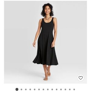 NWT A new day sleeveless ballet dress sz XXL